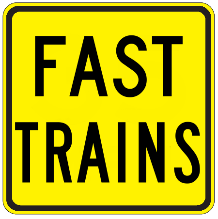 Other Railroad Signs