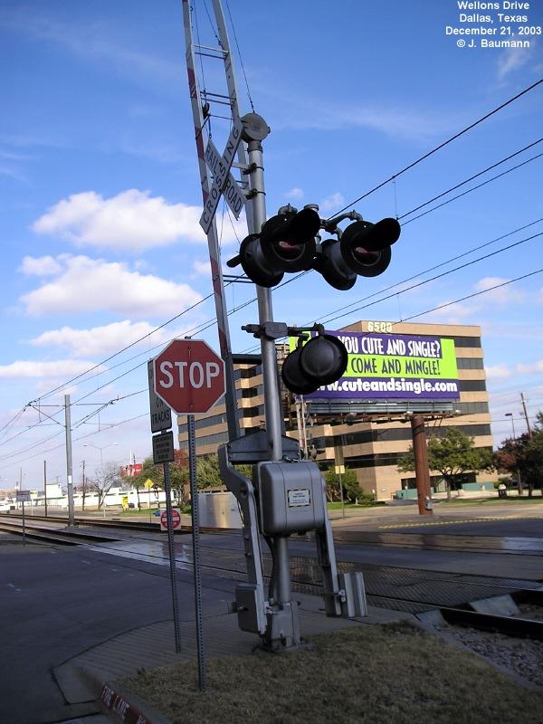 Railroad Crossing Gates